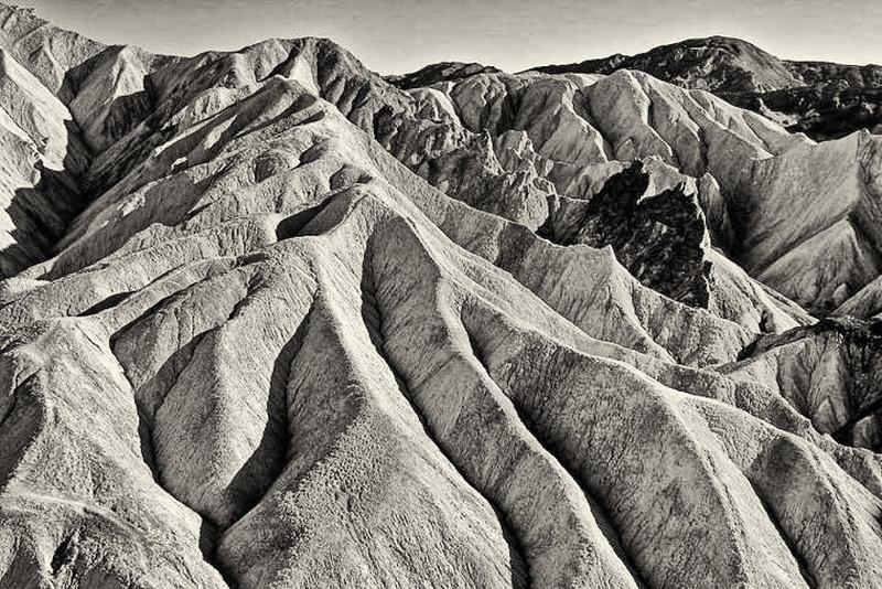 Golden Canyon Badlands