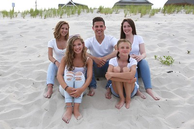 Macaulay Family Beach Photos