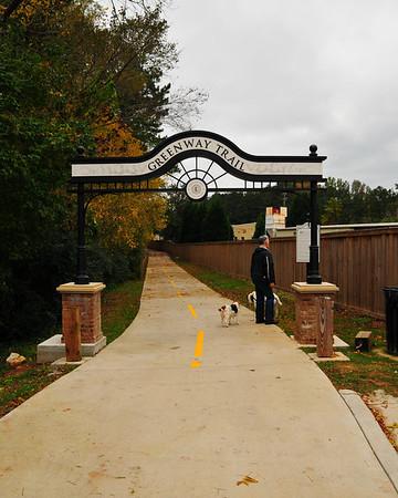 Camp Creek Greenway <br> Lilburn, GA
