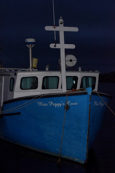 The Lady of the Peggy's Cove Fleet