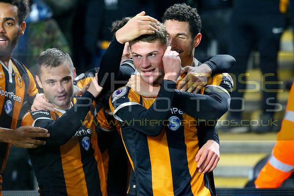 Hull City v Swansea City (3rd round)
