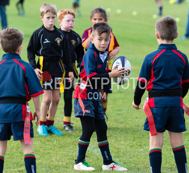 Under 8s, Franklin's Gardens, 28 September 2019