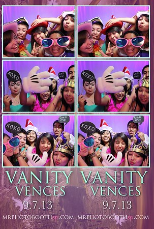 Vanity Vences XV | Sep. 7th 2013