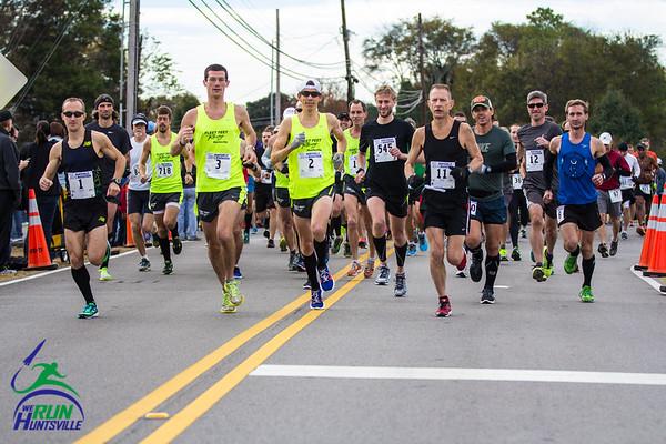 2013 Huntsville Half Marathon
