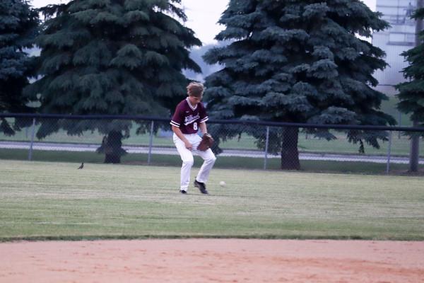 Western Christian baseball versus Storm Lake 6-19-19