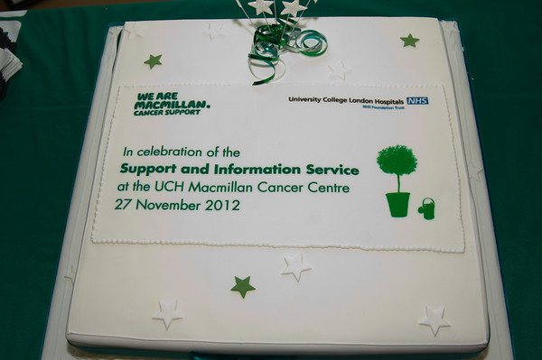 MACMILLAN UCH 27th NOV 2012