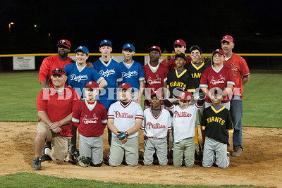 Piscataway Little League All Star Game 05-17-2014