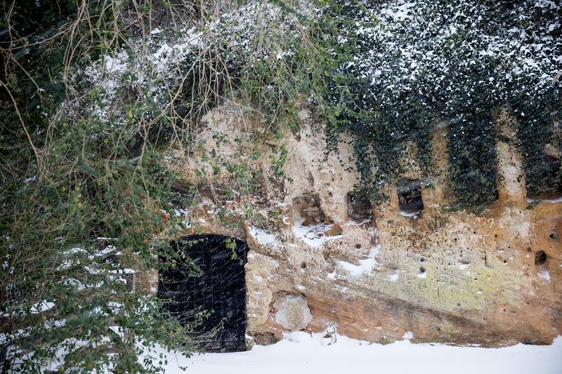 Cornwallis Cave in Blizzard.jpg