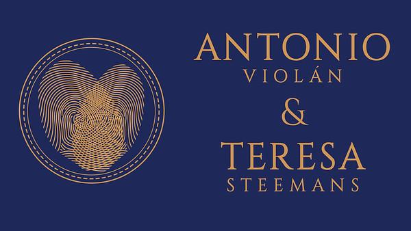 Boda Antonio y Tere
