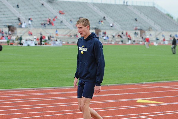 2013 Big Ten-TF-M-1500M-Trials