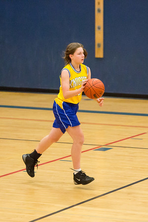 2014 CPJH Girls Basketball