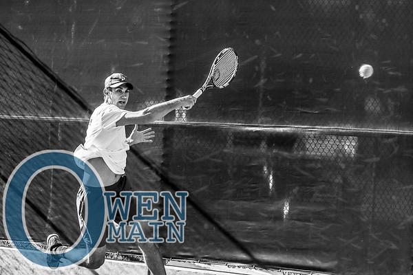 Cal Poly Men's Tennis vs. New Mexico