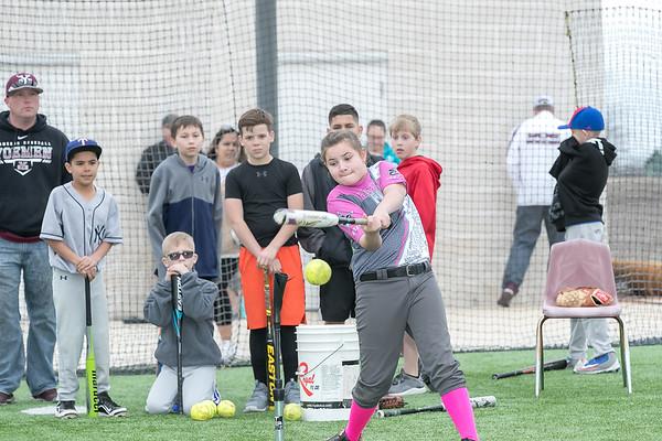 Youth Batting Practice 2018