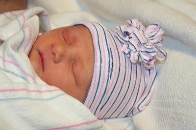 Birth of Collins Brooke