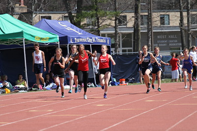 Ken Bell Invite Girls 400 Relay