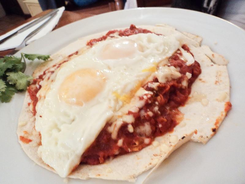 cusco huevos rancheros