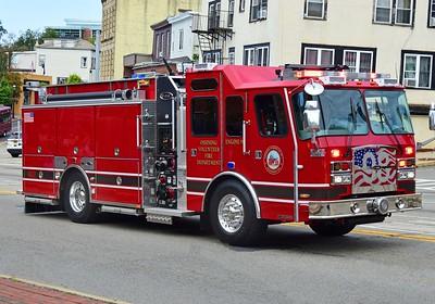 Parade - Westchester County, NY Convention - Ossining, NY - 9/18/21
