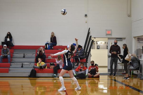 8th Grade Volleyball vs. Elkhorn Valley View