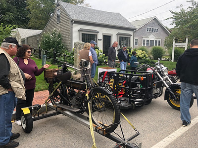Barnstable Vintage Motorcycle Show 2018