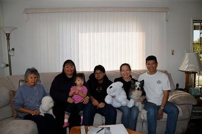 1-1-2009 Kouno's New Year's Oshogatsu @ Redondo Beach
