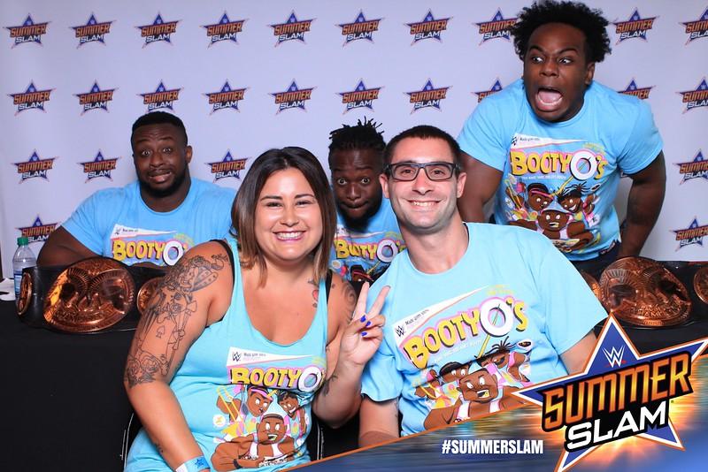 WWE SummerSlam Meet and Greet
