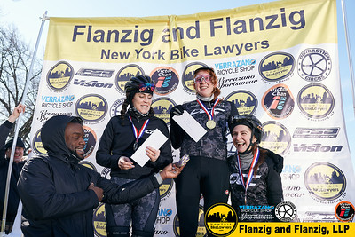 Randall's and Wards Island Race Podium shots 3/7/20