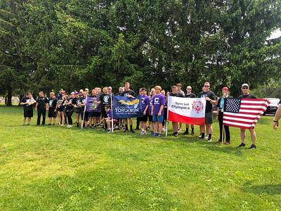 2019 Cortland County Torch Run