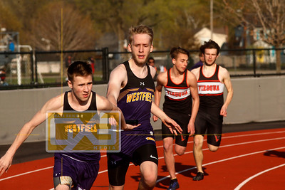 Coulee/South Central (track) TF19