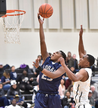 HS Basketball: Lorain @Cleveland Heights 02092018