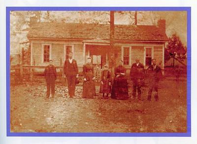 1800's Hunt-Jackson Family