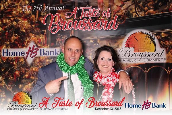 2018-12-13 Taste of Broussard