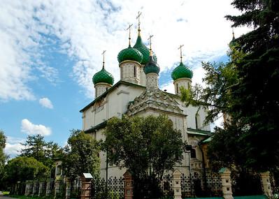 Russia: Yaroslavl