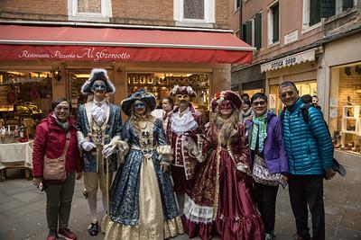 02/2020 Venice Carnival, Italy