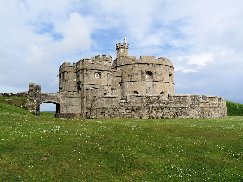 Pendennis Castle Keep, Falmouth
