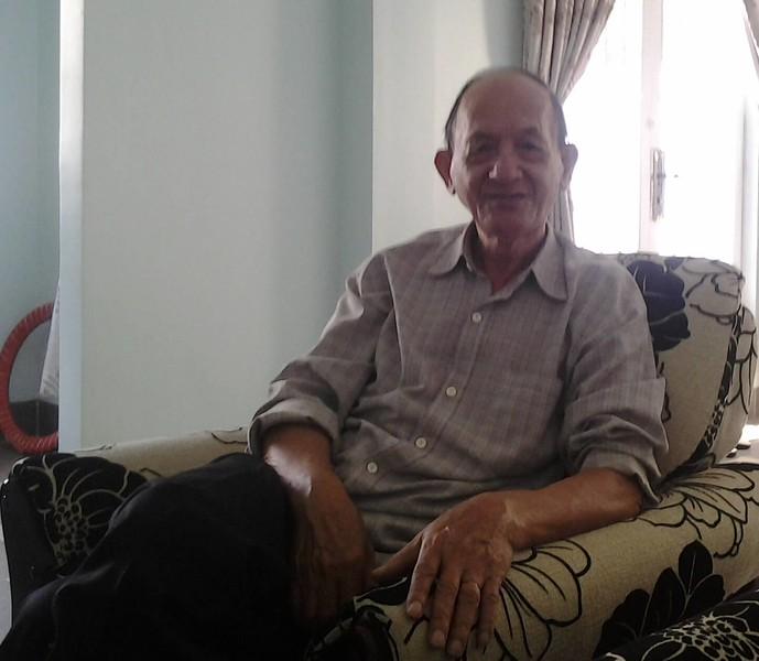 Thầy Phạm Văn An
