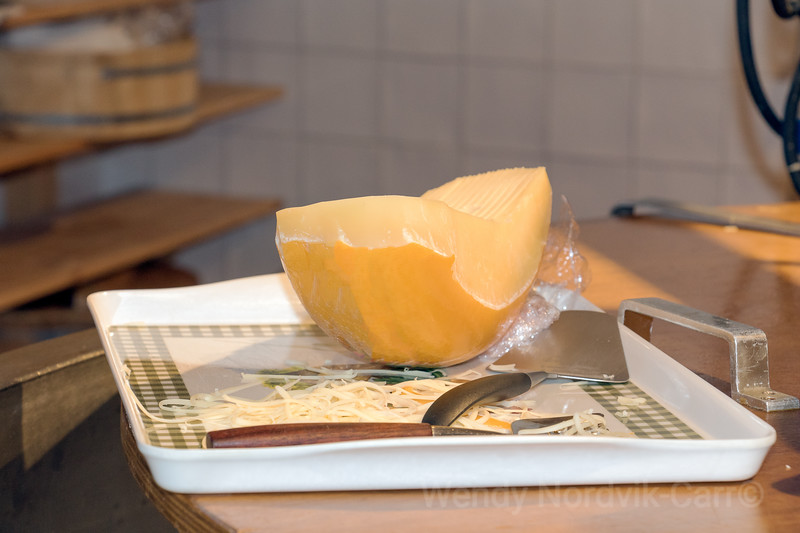 Charming Dutch countryside and cheese making