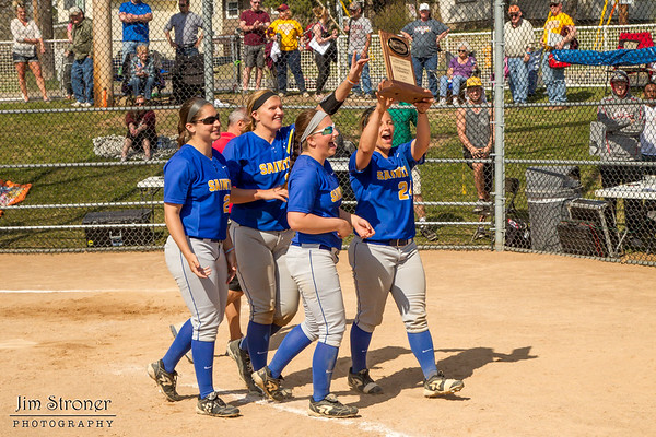 2015 Softball by game