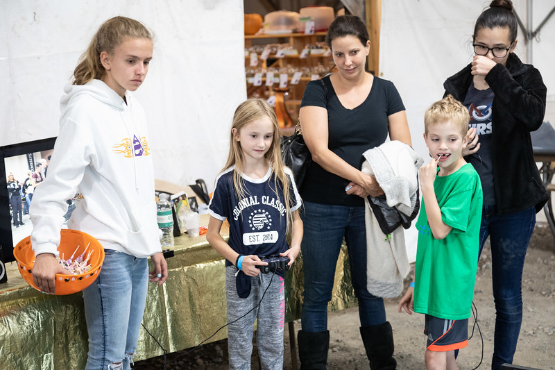 20191006 Unionville Community Fair Tech Tent