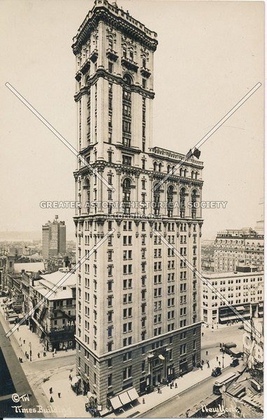 Times Building, N.Y.