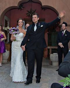 Joshua Barnes and Shannon Taggart Wedding 2013