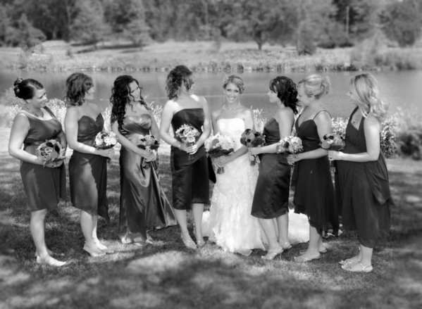 The Wedding Party - Cranston-Radcliff