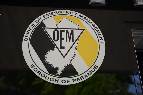 Paramus, NJ O.E.M. Mobile Command