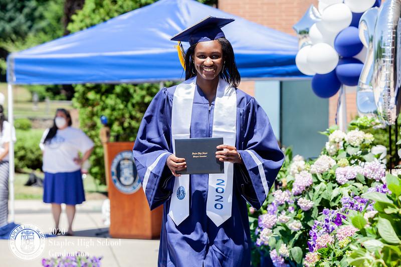 Dylan Goodman Photography - Staples High School Graduation 2020-354.jpg