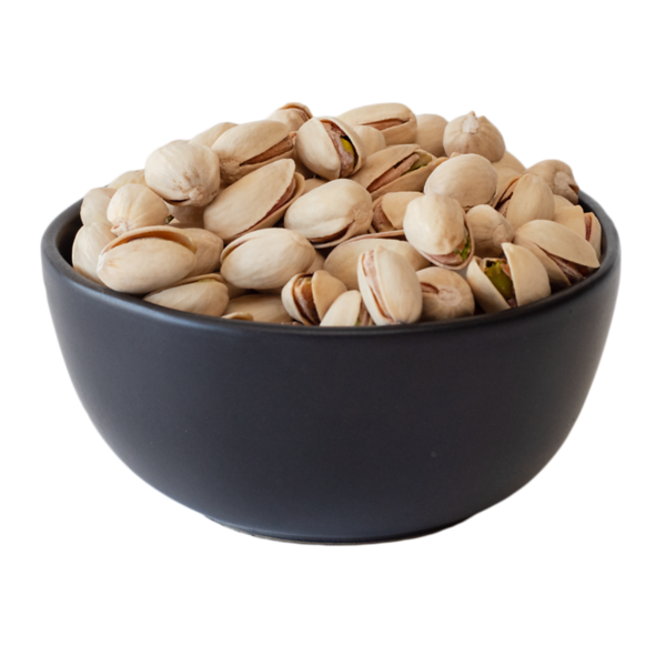 Fresh Chile Company - New Mexico Pecan - Salted & Roasted Pistachios.png