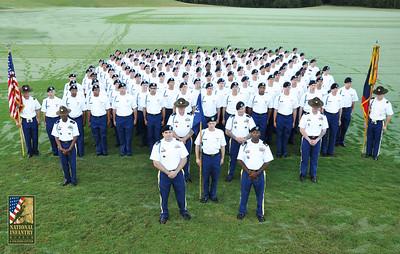 D 2/58, A 1/50 & B 2/54 Graduation
