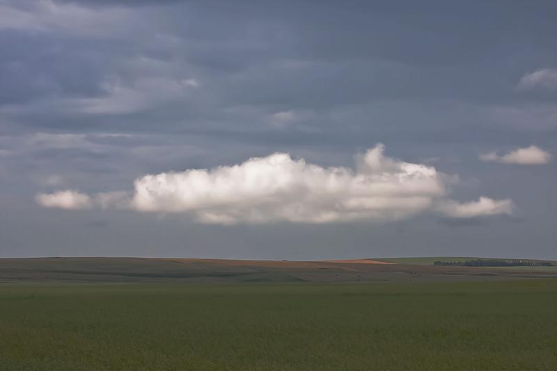A cloud that grows.