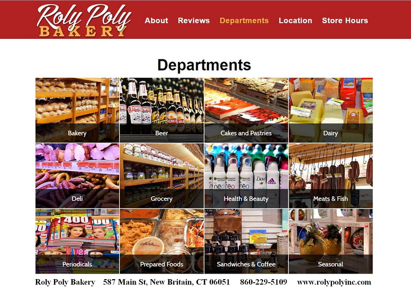 Roly Poly Bakery