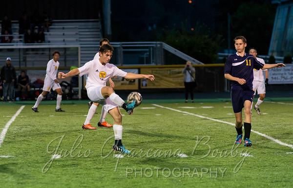 140923 NBHS Boys Soccer vs MHS