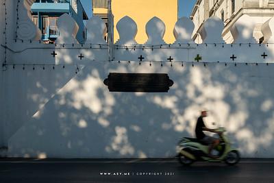 City Gate & Wall
