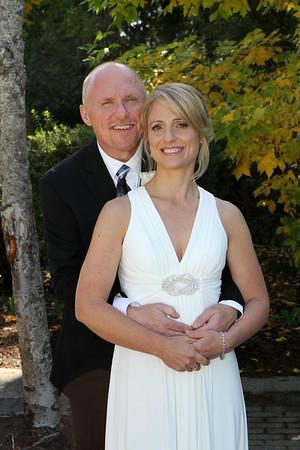 Becky and Jon Wedding Formals